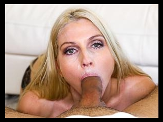 My Cumshot On Christy Stevens\'s Face