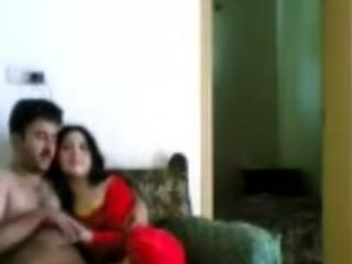 Amazing Desi girlfriend sex video made at home
