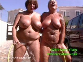 Car Wash Fun With Randy Raz Pt2