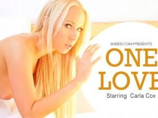 Carla Cox in One Love