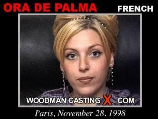 Ora De Palma casting