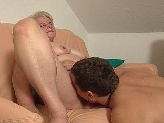This man like lick shaved mature pussy
