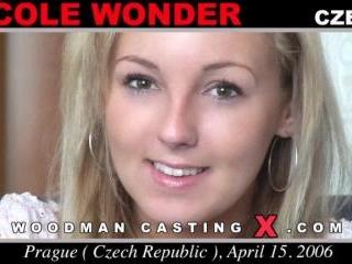Nicole Wonder casting