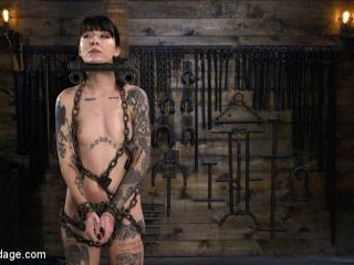 Charlotte Sartre: Gothic Torment in Diabolical Bon