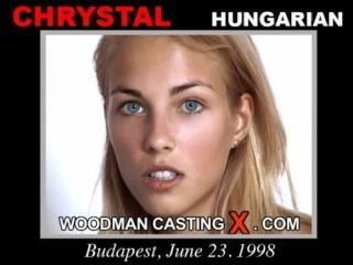 Chrystal casting