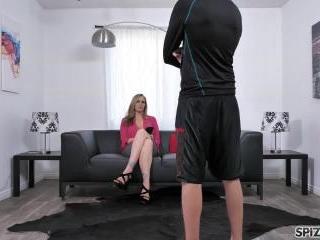 Julia Ann Wants Cock