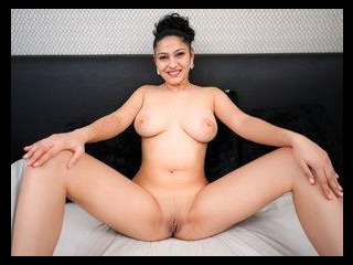 Thick and Juicy Teen Makes a Big Cock Cum Twice