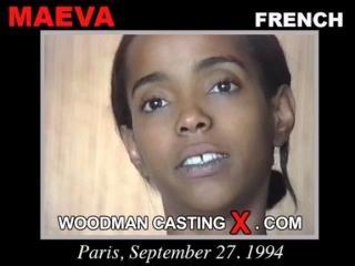 Maeva casting