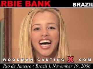 Barbie Bank casting