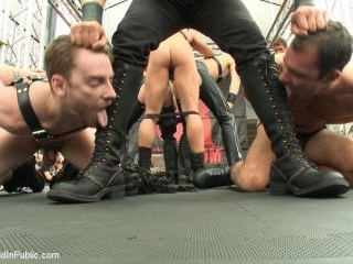 Sexy stud Cameron Kincade - The Folsom Street Whor