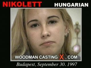 Nikolett casting