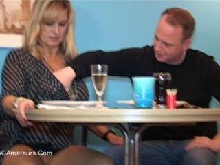 Sex In The Restaurant