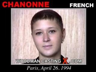 Chanonne casting