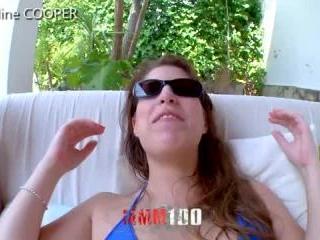 Porn video :   Pauline Cooper Terry Sofa