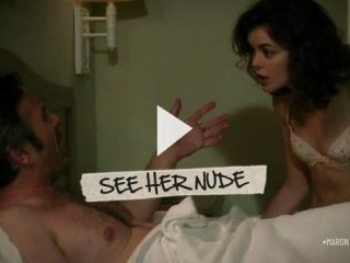 Nothing looks as sexy as Nora Zehetner in her unde