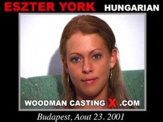 Eszter York casting