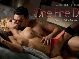 Erica Fontes in One Fine Day