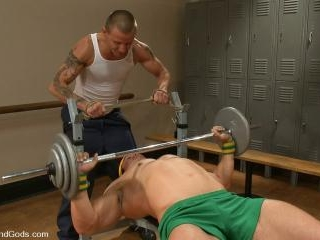 The Creepy Janitor and The Bodybuilder