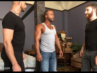 Micah Brandt: Edged in Bondage for the First Time