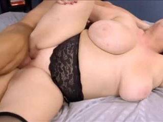 Christine Cox in Breaking In The Newcomer