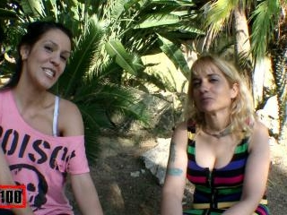 Video interview sexy with Lady Athena