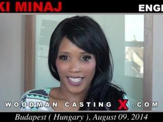 Kiki Minaj casting