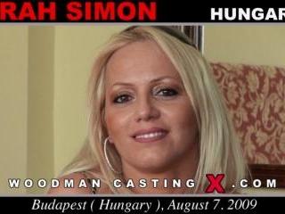 Sarah Simon casting