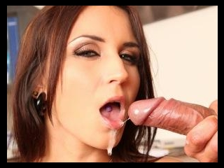 CUMSHOTS-Blow Him And Then You Can Fuck Me #04