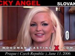Nicky Angel casting