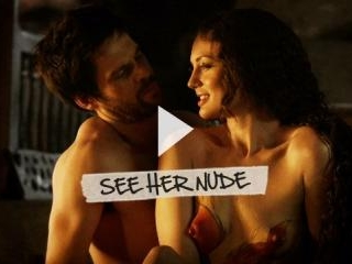 Full frontal from this Da Vinci\'s Demons star is h