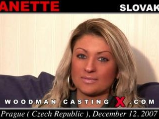 Jeanette casting