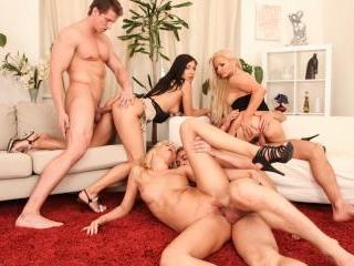 Swingers Orgies #04