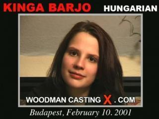 Kinga Barjo casting