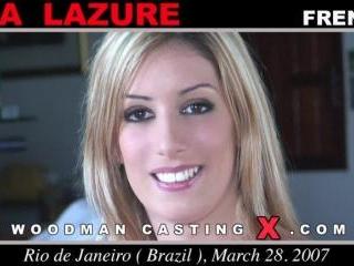 Lea Lazure casting