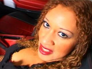 Alicia, the hot mulatto chick!