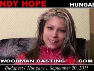 Candy Hope casting