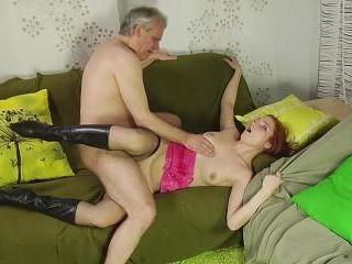Nataliya Likes Experienced Men - Nataliya & Igor