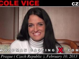 Nicole Vice casting