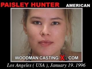 Paisley Hunter casting