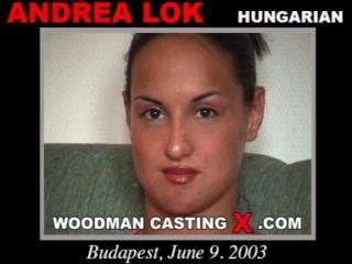 Andrea Lok casting