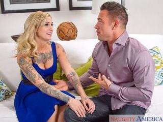 My Wife\'s Hot Friend - Kleio Valentien & Johnny Ca