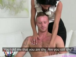 So Good, He Creampied Me In The End!