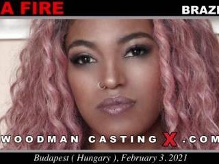 Tina Fire casting