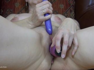 Orgasm In The Armchair