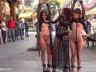 Alexa Nasha & Julia Roca - Walk of Shame