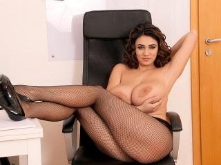 The Hot Office Chick