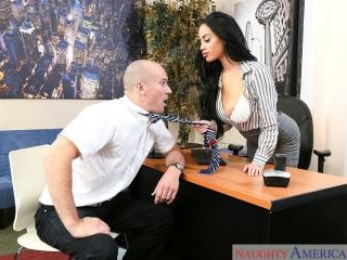 Naughty Office - Victoria June & Sean Lawless