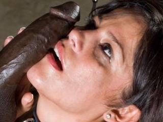 Michelle Avanti Enjoys in an Anal Interracial afte