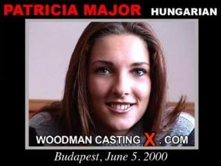 Patricia Major casting