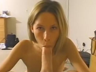 Haley Plays With Her Pussy While Sucking Dick - Ha